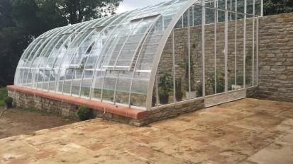 Hybrid greenhouses