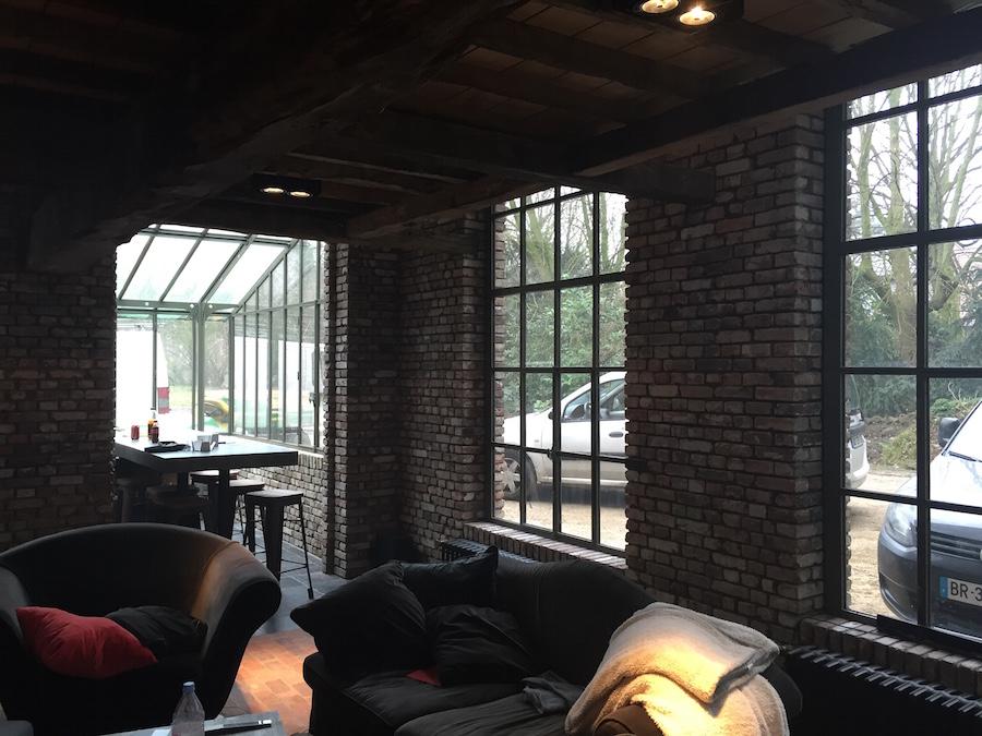veranda et baies vitrées 2