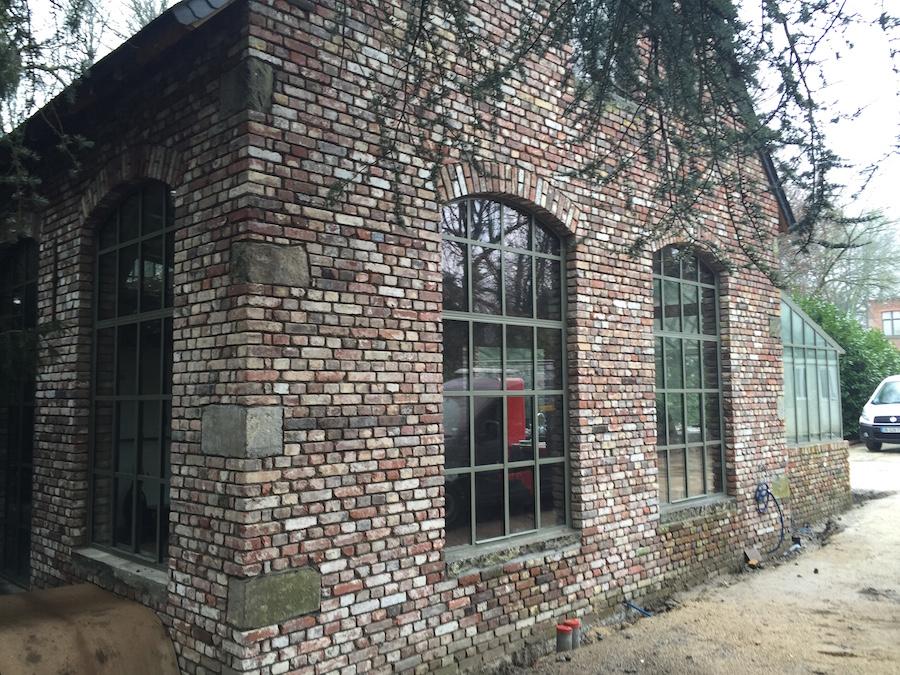 veranda et baies vitrées
